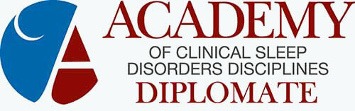 Academy of Clinical Sleep Disorder Disciplines - Diplomate - Logo