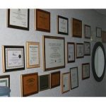 Dr. Doueck Certifications