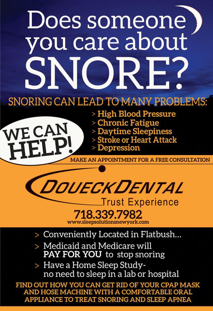 Snoring Relief 718-339-7982