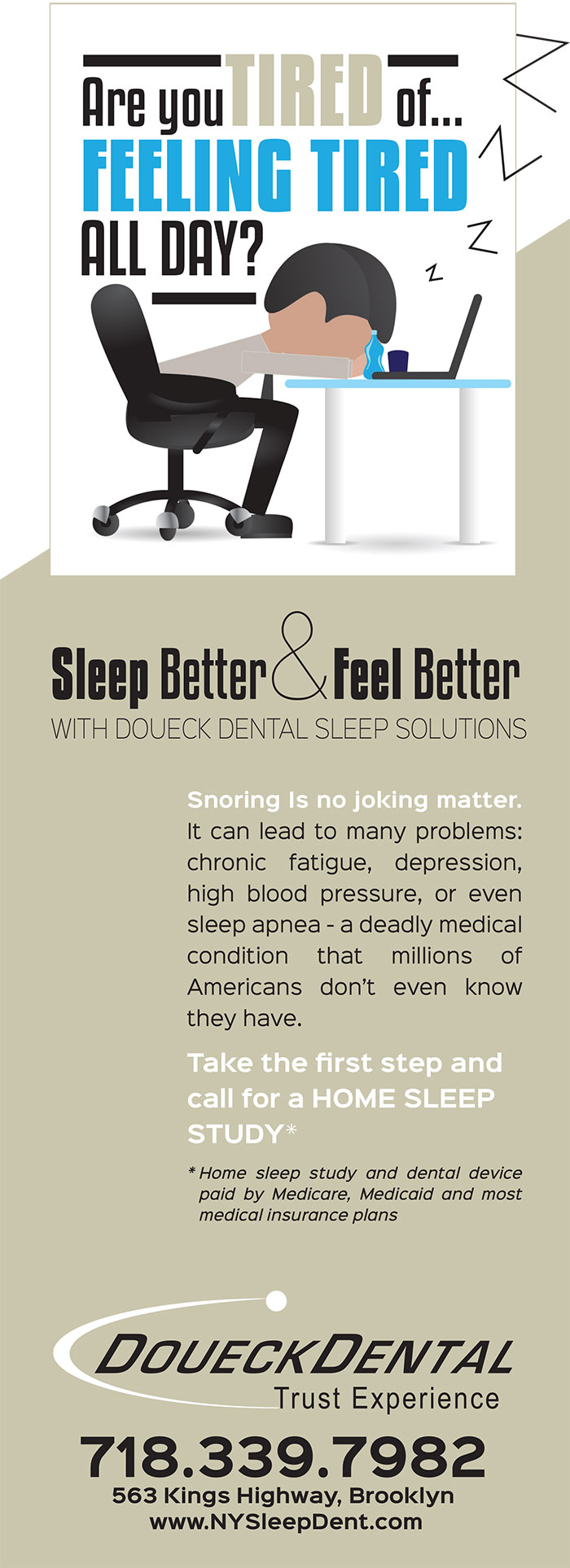 Sleep Solutions Infograph