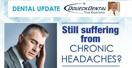 Still Suffering From Chronic Headaches?