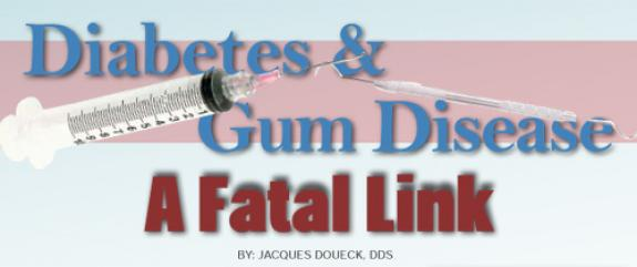 Diabetes and Gum Disease - A Fatal Link